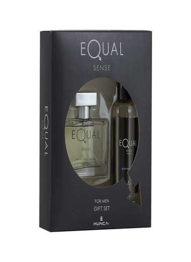 Equal Equal Sense Bay Kofre 75 Ml+150 Ml Renksiz